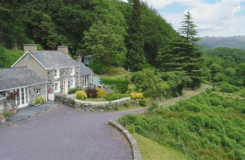 Last Minute Cottages - Delightful Porthmadog Cottage S78216