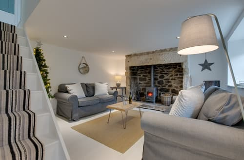 Last Minute Cottages - Inviting Praa Sands Cottage S127914
