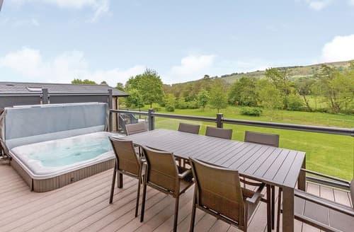 Big Cottages - Superb Greystoke Lodge S127935