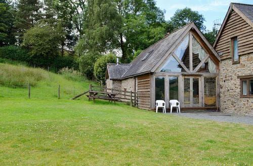 Last Minute Cottages - Quaint Llandrindod Wells Cottage S21379