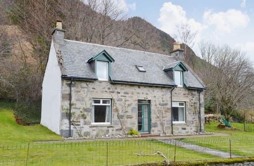 Big Cottages - Inviting Kyle Of Lochalsh Cottage S22780