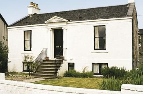 Big Cottages - Superb Dunoon Cottage S23006