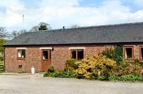 Big Cottages - Meadow Cottage