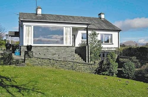 Big Cottages - Superb Hawkshead, Near And Far Sawrey Cottage S18501