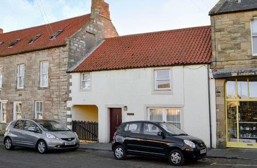Big Cottages - Tasteful Bamburgh Cottage S14446