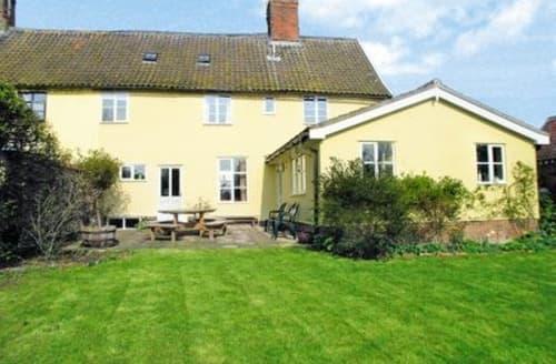 Big Cottages - Quaint Diss Cottage S17778