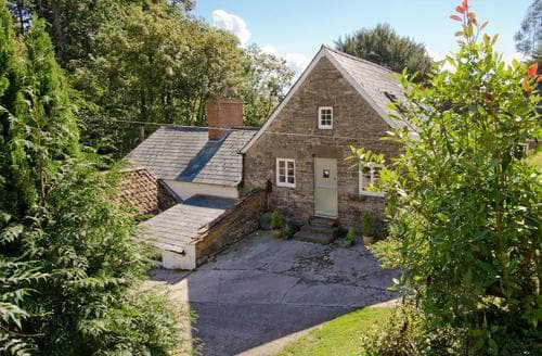 Dog Friendly Cottages - Charming Lydney Cottage S16255