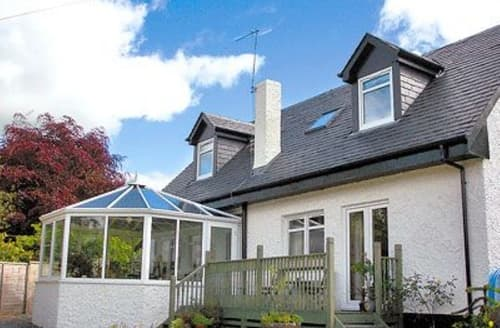 Big Cottages - Inviting Helensburgh Cottage S23036