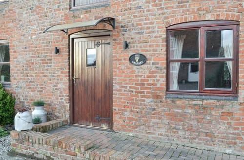 Big Cottages - Delightful Chester Cottage S18144