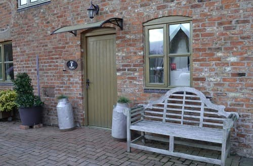 Last Minute Cottages - Superb Chester Cottage S18141