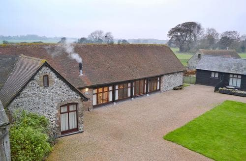Big Cottages - Stunning Dover Cottage S13617