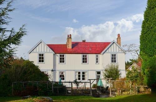 Big Cottages - Splendid Kelso Cottage S23811