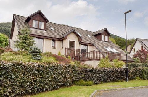 Big Cottages - Attractive Callander Cottage S23239