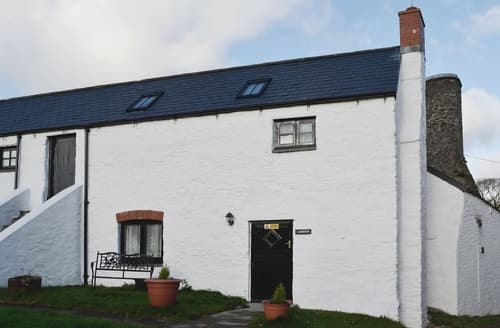 Dog Friendly Cottages - Quaint Tenby Cottage S21933