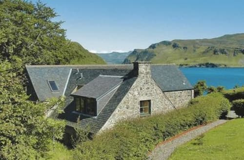 Big Cottages - Adorable Portree Cottage S22505
