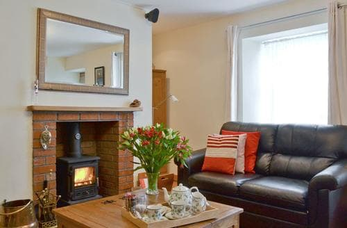 Last Minute Cottages - Wonderful Anstruther Cottage S23277