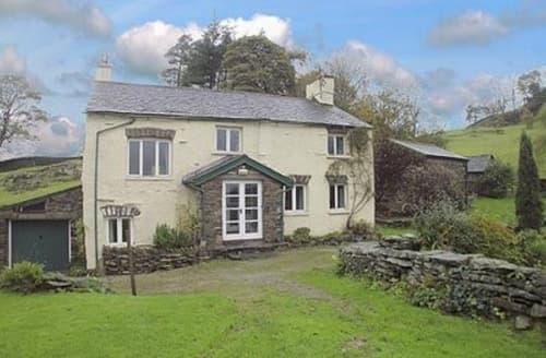 Big Cottages - Splendid Bowness On Windermere Cottage S24420