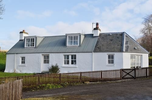 Big Cottages - Attractive Tain Cottage S22885