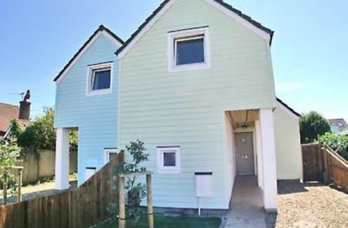 Big Cottages - Excellent Bognor Regis Cottage S13863