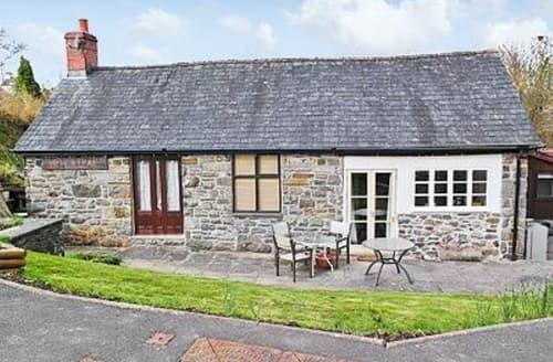 Big Cottages - Lovely Newtown Cottage S21414