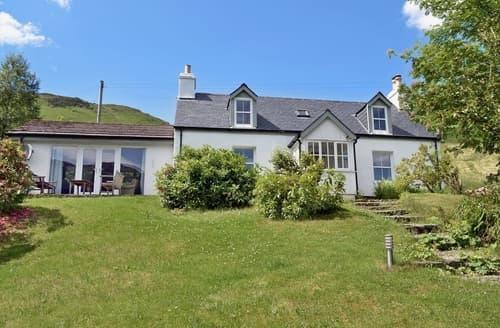 Big Cottages - Stunning Kyle Of Lochalsh Cottage S22761