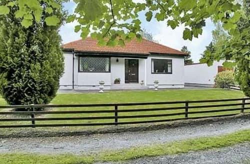 Big Cottages - Superb Tain Cottage S22879