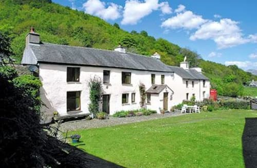 Big Cottages - Captivating Ulpha And The Duddon Valley Cottage S18668