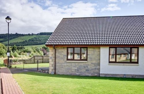 Big Cottages - Tasteful Drumnadrochit Cottage S24262