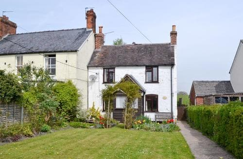 Last Minute Cottages - Attractive Shrewsbury Cottage S16853
