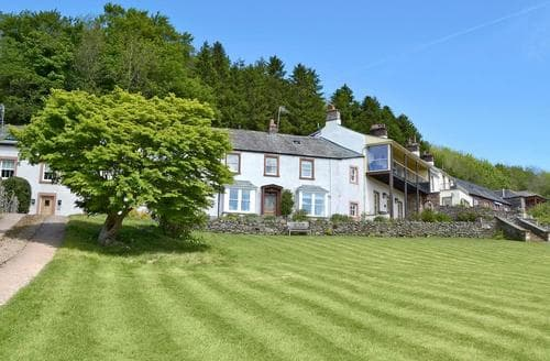 Last Minute Cottages - Quaint Pooley Bridge And Northern Ullswater Apartment S18639