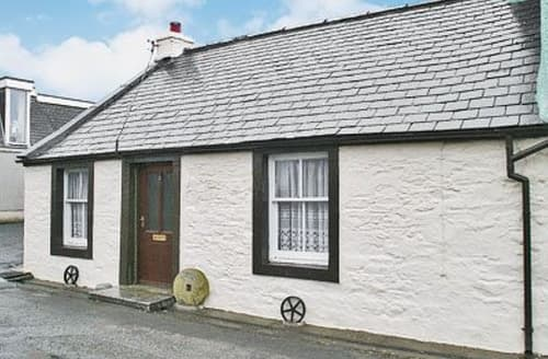 Last Minute Cottages - Inviting Newton Stewart Cottage S23680