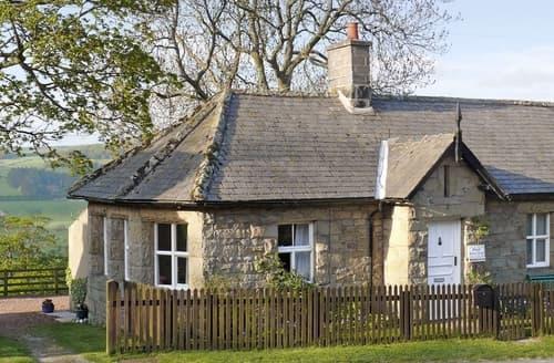 Last Minute Cottages - Tasteful Rothbury Cottage S14658