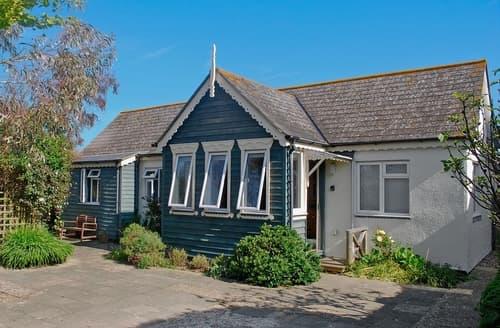 Big Cottages - Excellent Bognor Regis Cottage S13865