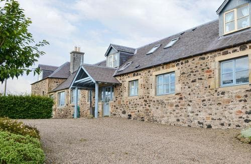 Big Cottages - Adorable Kelso Cottage S23797