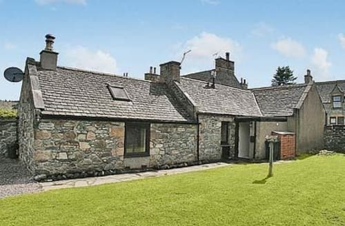 Big Cottages - Attractive Aviemore Cottage S22666