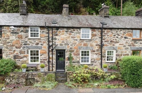 Big Cottages - Beautiful Beddgelert Cottage S22179