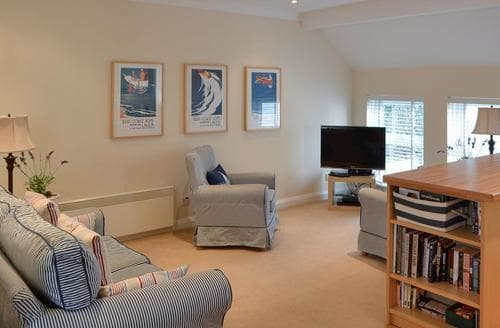 Last Minute Cottages - Gorgeous Warkworth Apartment S14710