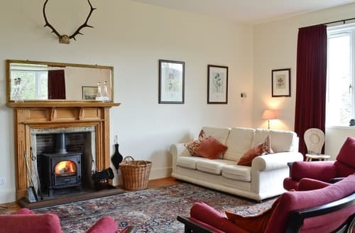 Big Cottages - Lovely Buckie Lodge S22804
