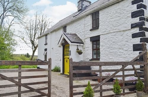 Last Minute Cottages - Excellent Tregaron And The Cambrian Mountains Cottage S34814