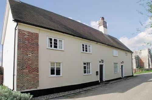 Big Cottages - Delightful Southwold Cottage S18003