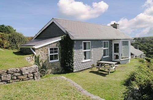 Big Cottages - Delightful St Just Cottage S21346