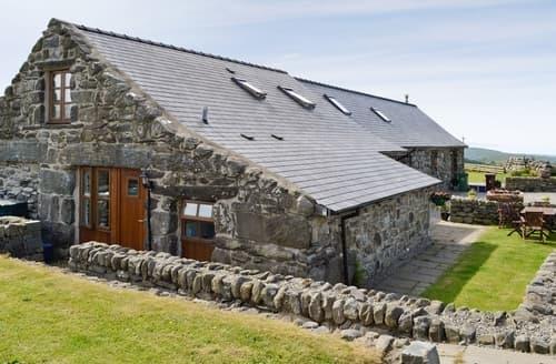 Big Cottages - Charming Harlech Cottage S22296