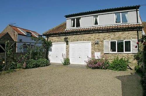 Big Cottages - Wonderful Bridlington Cottage S14833