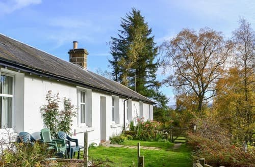 Big Cottages - Charming Peebles Cottage S24319