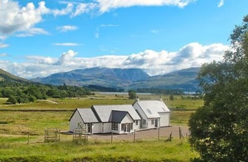 Big Cottages - Delightful Glencoe Cottage S22581