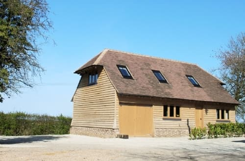 Last Minute Cottages - DALTON FARM BARN