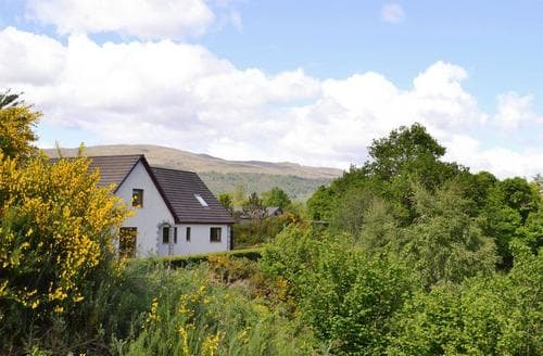 Last Minute Cottages - Stunning Fort Augustus Lodge S22707