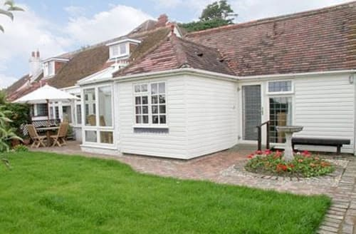 Big Cottages - Gorgeous Hastings Cottage S13955