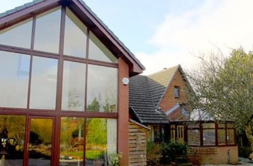Big Cottages - Charming Skelmorlie Cottage S23528