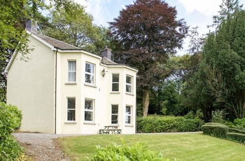 Big Cottages - Excellent Llandovery Cottage S21712